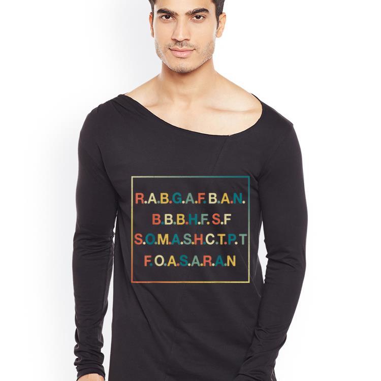 Top R A B G A F B A N Rabgafban shirt 4 - Top R.A.B.G.A.F.B.A.N Rabgafban shirt
