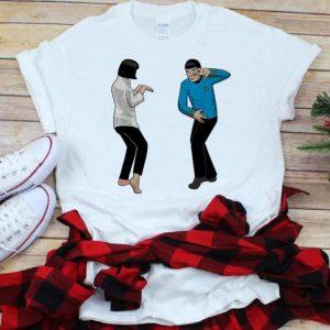 Top Spock Fiction Star Trek Pulp Fiction shirt
