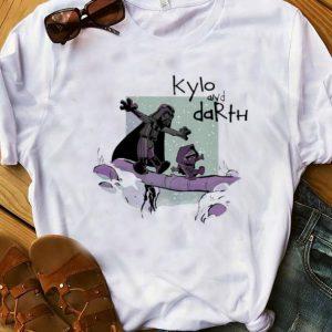 Top Star Wars Kylo And Darth shirt