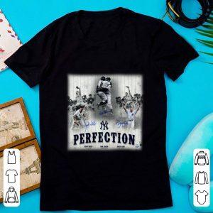 Top Yankees Perfection Signatures shirt