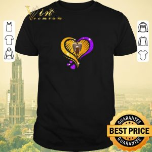 Awesome Diamond Heart Kobe Bryant 24 Angel Love shirt sweater