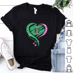 Awesome Diamond Love Aka Alpha Kappa Alpha shirt