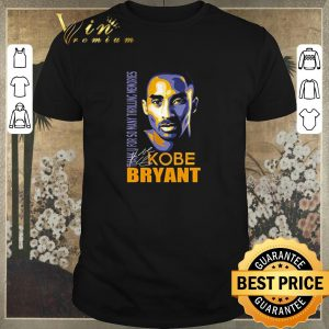 Funny Kobe Bryant thank you for so many Thrilling Memories signature shirt sweater