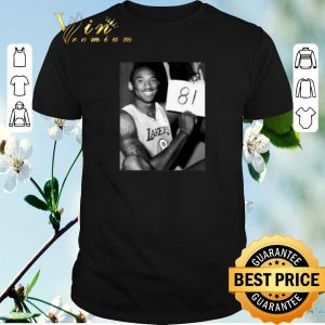 Funny RIP Kobe Bryant 81 Point Los Angeles Lakers shirt sweater