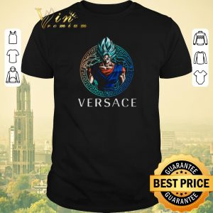 Funny Vegito Son Goku Versace Dragon Ball Z shirt sweater