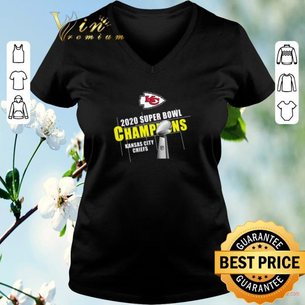 Hot Kansas City Chiefs 2020 Super Bowl Champions Cup shirt sweater