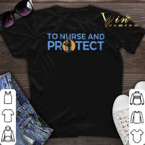 IG-11 to nurse and protect Mandalorian Star Wars shirt sweater