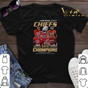 Kansas City Chiefs Super Bowl Champions Hard Rock Stadium Miami Gardens shirt sweater
