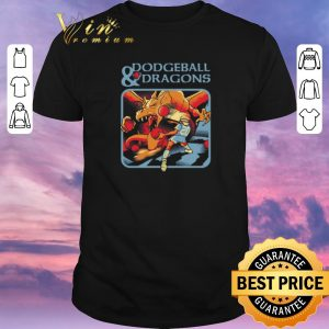 Nice Dodgeball & dragons Dungeons & Dragons shirt sweater