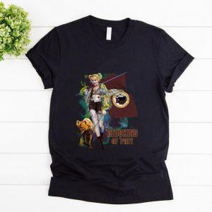 Nice Harley Quinn San Washington Redskins Of Prey shirt
