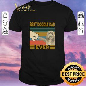 Nice Vintage Best Doodle Dad Ever shirt sweater