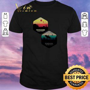 Official Tatooine Desert Planet Endor The Forest Moon shirt sweater