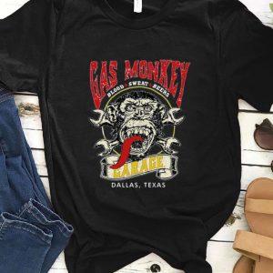 Original Gas Monkey Garage Dallas Texas shirt