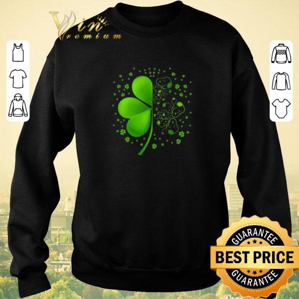 Premium Snoopy Shamrock St. Patrick's day shirt sweater