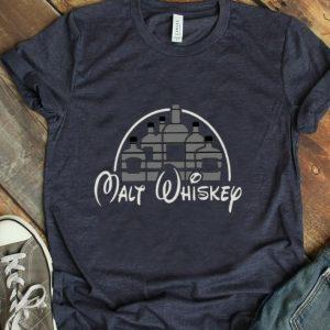 Premium Wait Whiskey Disney Wine Cinderella Castle shirt