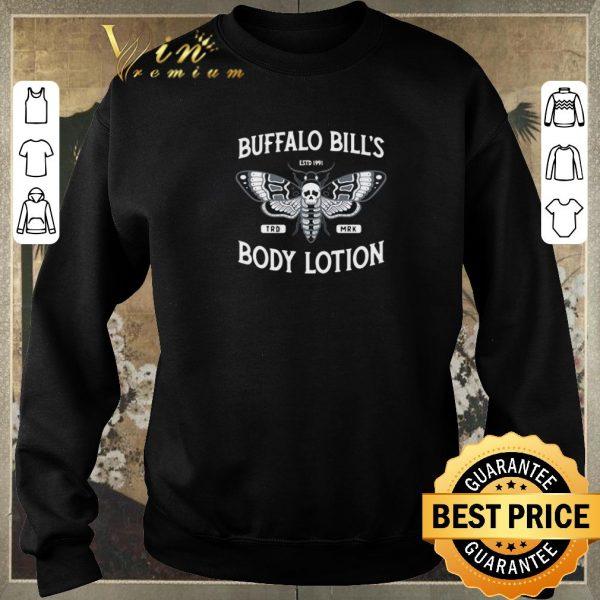 Pretty Buffalo bill's body lotion shirt sweater