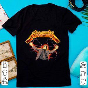 Pretty Dwight Schrute Metallica Megadesk shirt