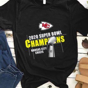Pretty Kansas City Chiefs 2020 Super Bowl Champions Cup shirt