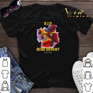 R.I.P Lakers 24 Kobe Bryant Art 1978-2020 shirt sweater