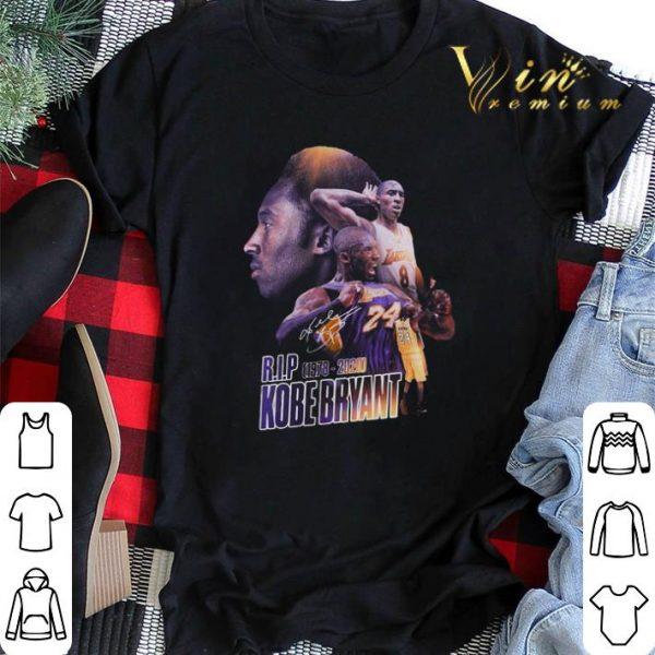 RIP Kobe Bryant 41 Years Old shirt sweater