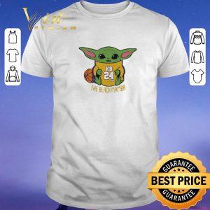 Top Baby Yoda Kobe Bryant The Black Mamba shirt sweater