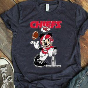 Top Mickey Mouse Kansas City Chiefs Super Bowl Champions shirt