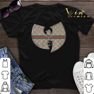 Wu-Tang Clan mashup Gucci shirt sweater