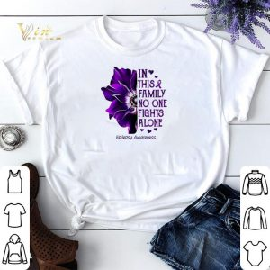 Anemone in this family no one fights alone Epilepsy Awareness shirt sweater