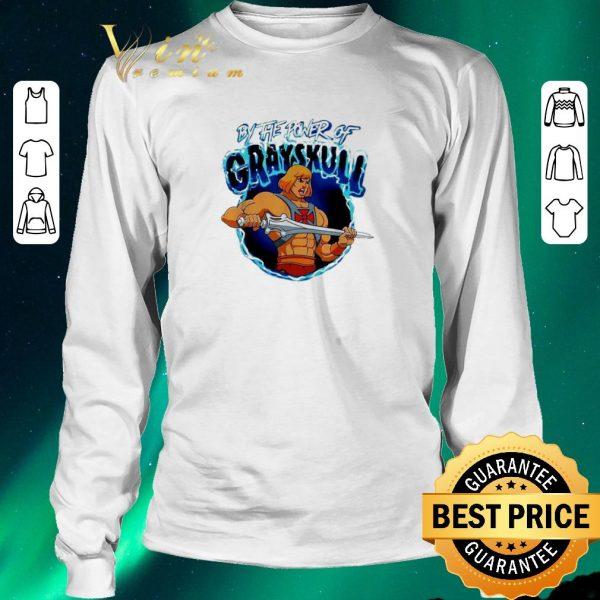 Hot He-Man by the power of Castle Grayskull shirt sweater