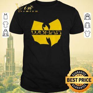 Hot Wu Tang clan Wuhan shirt sweater