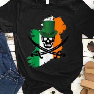 Nice Irish Pirate Saint Patricks Day shirt
