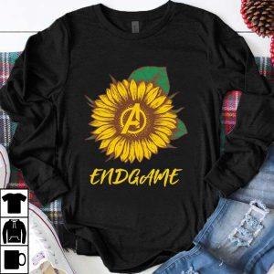 Nice Sunflower Marvel Avengers Endgame shirt