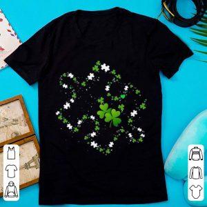Premium Autism Awareness Shamrock St. Patrick's Day shirt