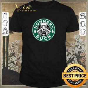 Pretty Starbucks Logo Nonners Suck shirt sweater
