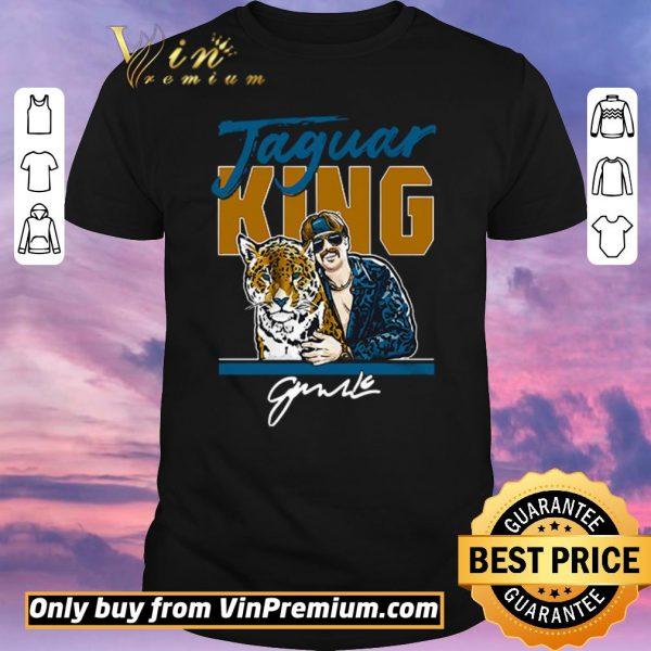 Official Jaguar King Jacksonville Tiger King shirt sweater