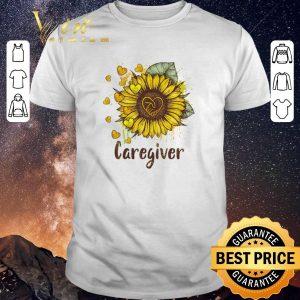 Premium Sunflower Caregiver Logo shirt sweater