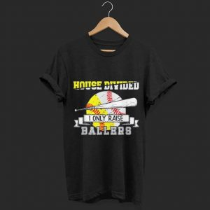 Baseball Softball Divided House Ball Mom shirt