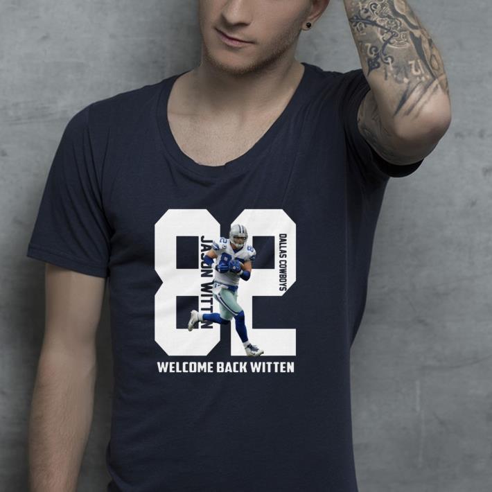 Dallas Cowboys welcome back Jason Witten shirt 4 - Dallas Cowboys welcome back Jason Witten shirt