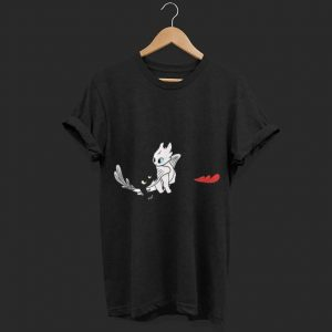 How To Train Your The Dragon shirt