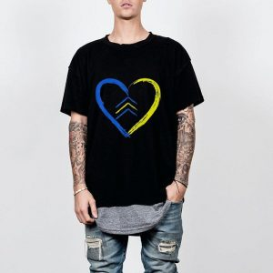 Love World Down Syndrome Awareness Day Love 3 Arrows shirt