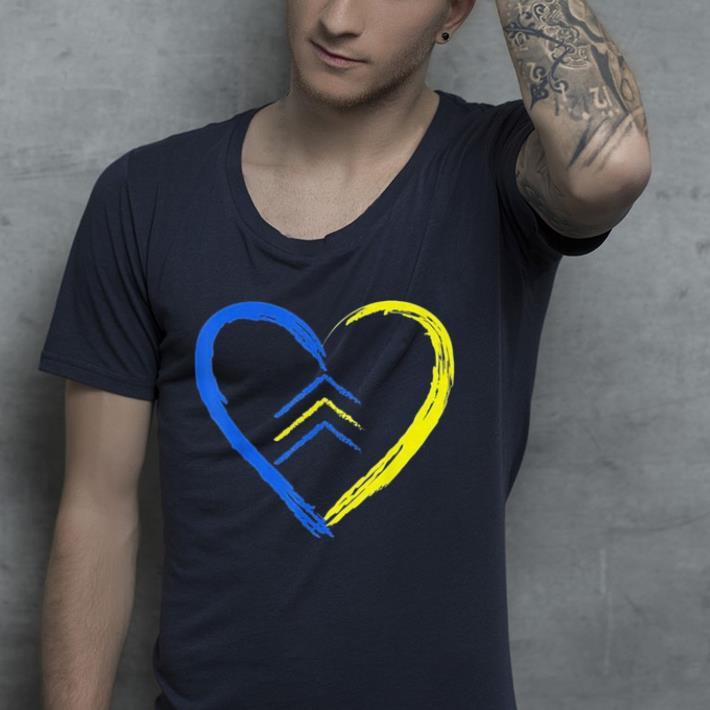 Love World Down Syndrome Awareness Day Love 3 Arrows shirt 4 - Love World Down Syndrome Awareness Day Love 3 Arrows shirt
