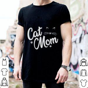 Paw Cat mom shirt