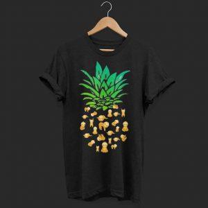 Pineapple Sloth shirt