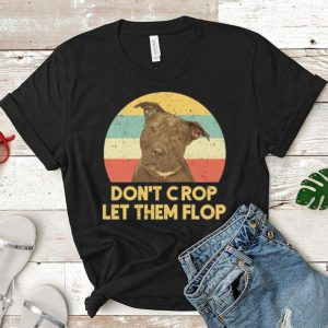 PitBull Don't crop let the flop vintage shirt