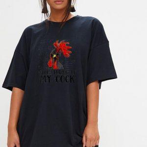 Stop staring at my cock shirt 2