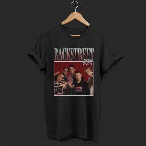 Backstreet Straight Through My Heart Boys shirt
