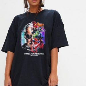 Excelsior Stan Lee 1992 - 2018 shirt 2