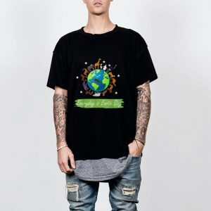 Happy earth day every day 2019 shirt