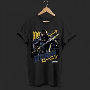 Marvel Avengers Endgame Ronin Sunset shirt