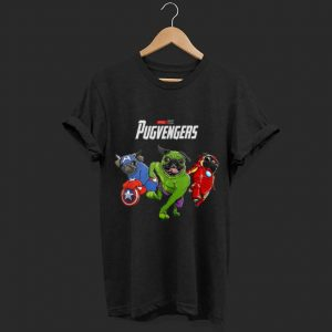 Marvel Pugvengers shirt